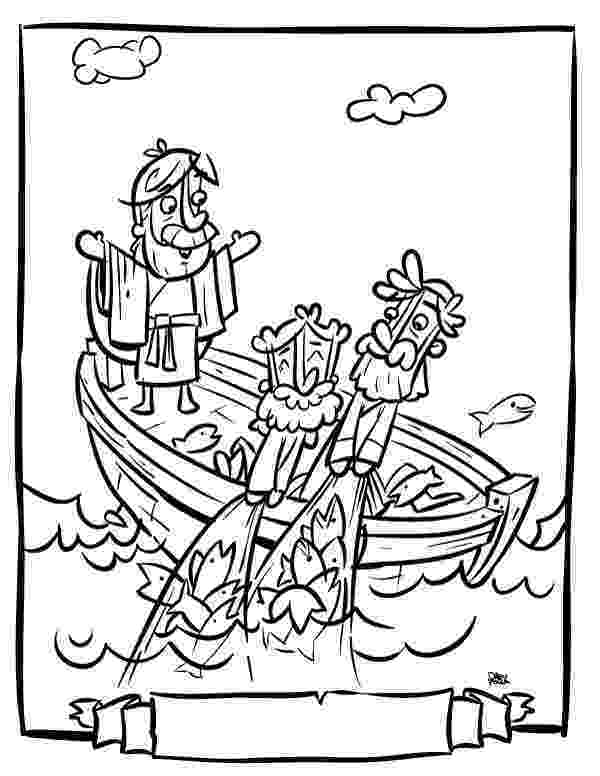 fishers of men coloring page fishers of men coloring pages printable activity shelter fishers page coloring of men