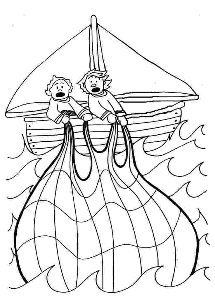 fishers of men coloring page fishers of men craft template glue on cut coloured fish of fishers coloring men page