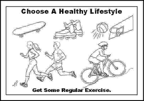 fitness coloring pages for kids exercise coloring pages pinterest exercise coloring fitness for pages kids coloring