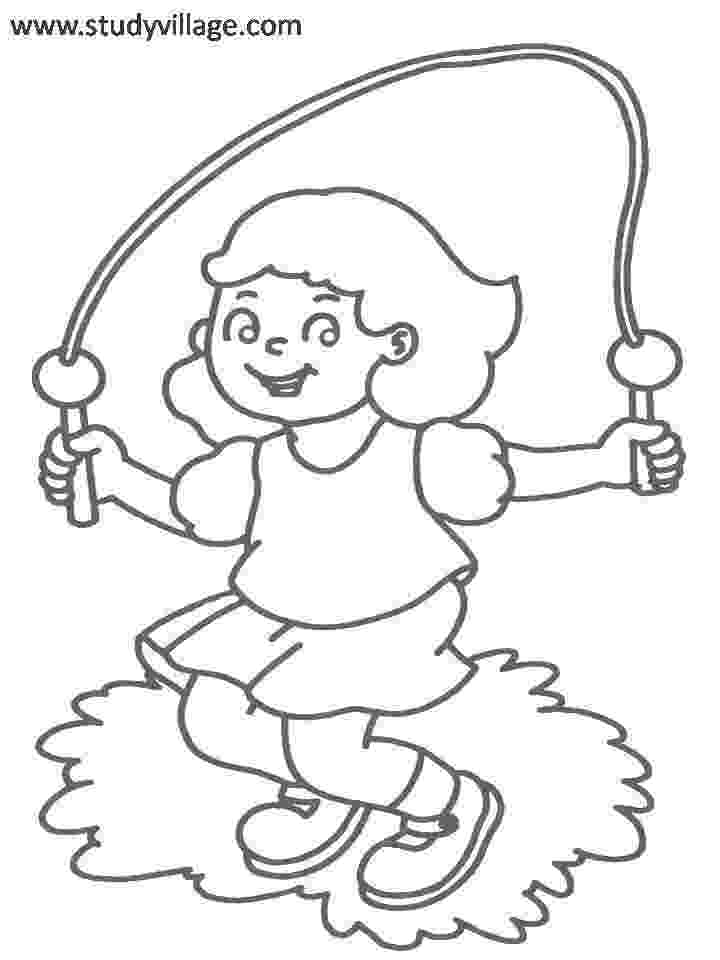 fitness coloring pages for kids hoola hooper exercise coloring pages kids play color for kids coloring fitness pages