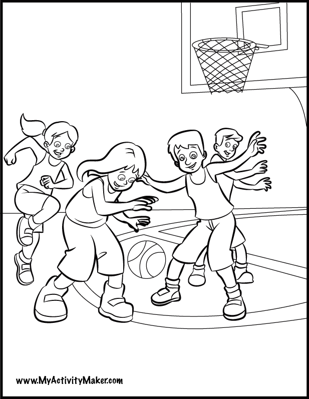 fitness coloring pages for kids kids playtime coloring page for kids 15 kids fitness pages for coloring