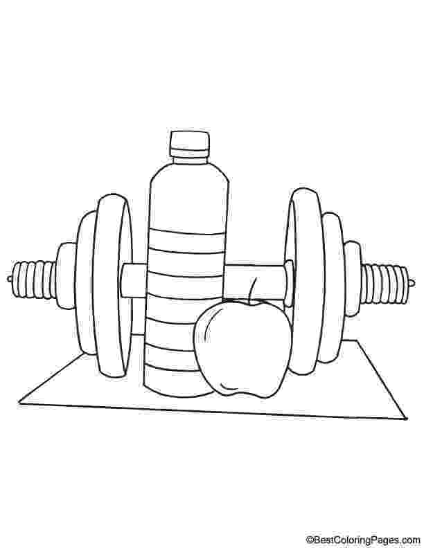 fitness coloring pages for kids physical exercise coloring pages kids play color fitness coloring for pages kids