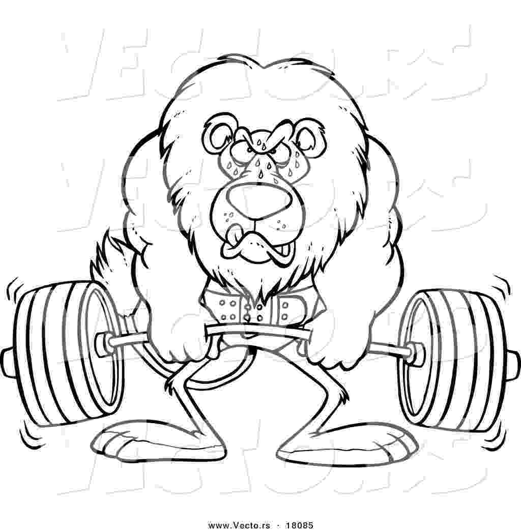 fitness coloring pages for kids skipping fitness coloring page kids coloring for fitness pages