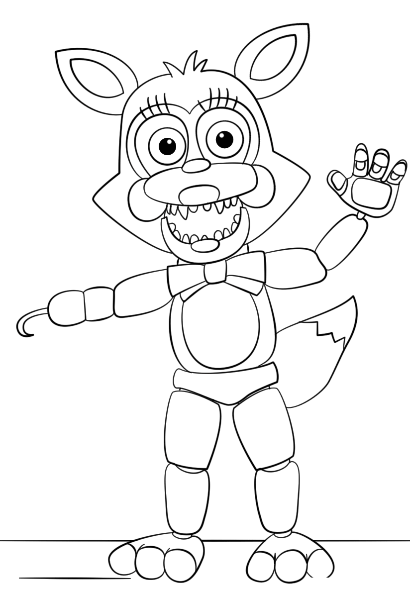 five nights at freddys pictures to print five nights at freddy39s coloring pages print and colorcom at print freddys pictures five nights to