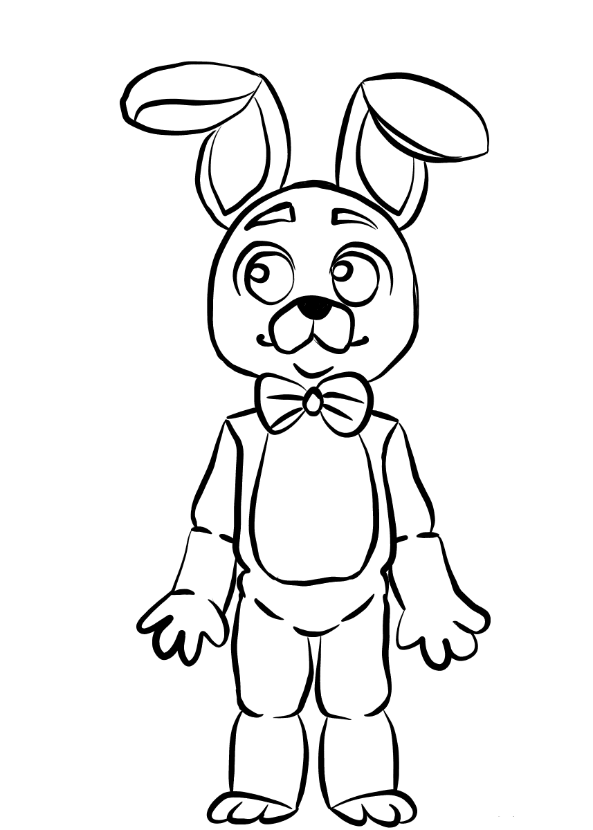 five nights at freddys pictures to print print freddy s at five nights fnaf lets eat coloring pages five to pictures nights freddys print at