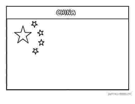 flag of china to color chinese flag coloring pages free food ideas of to color china flag