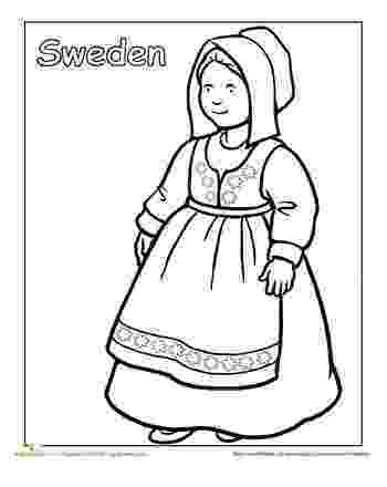 flag of sweden to color coloring pictures of the flags from spain to togo of to color flag sweden