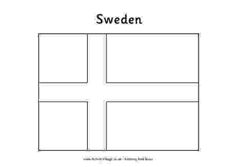 flag of sweden to color olympic flag coloring pages of flag color to sweden