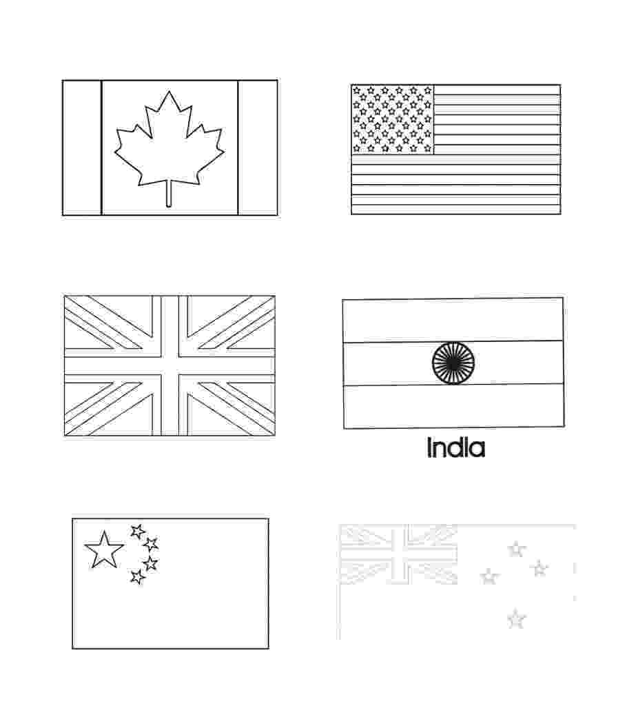flags of the world to color coloring sheets world flags other flag resources for world flags color to of the