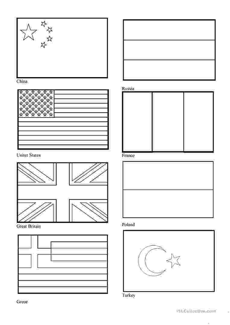 flags of the world to color coloringbuddymike world flags coloring pictures youtube the color flags of to world