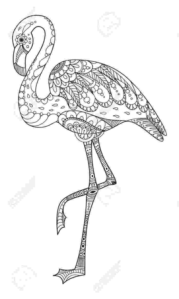 flamingo mandala craft haven flamingo free coloring page coloring flamingo mandala