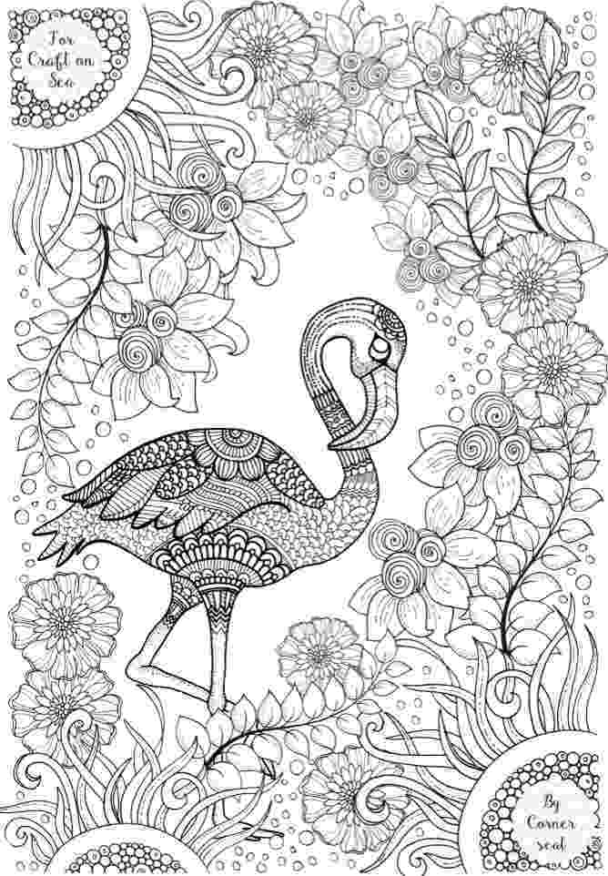 flamingo mandala doodle flamingo google search pen and ink dessin mandala flamingo