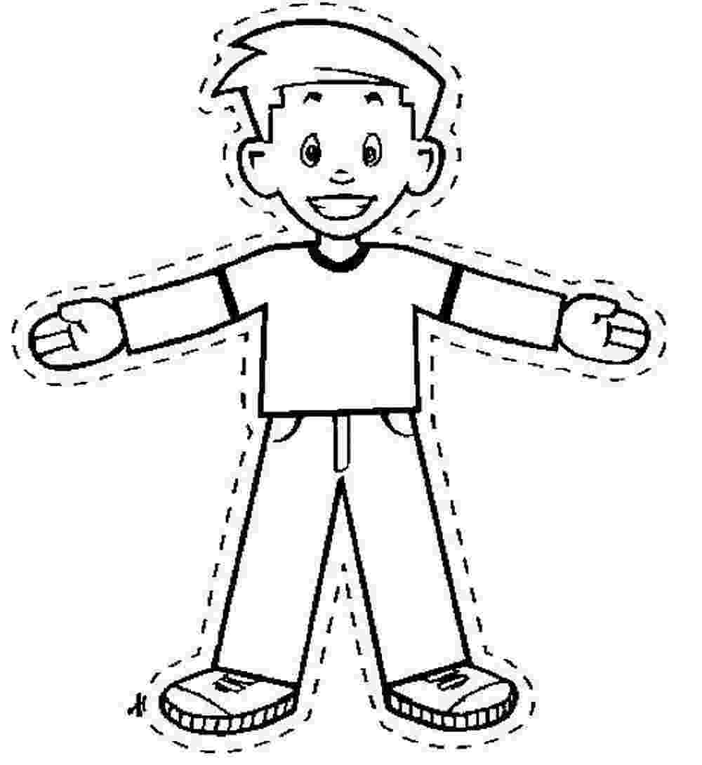 flat stanley coloring page 17 free flat stanley templates colouring pages to print page coloring stanley flat