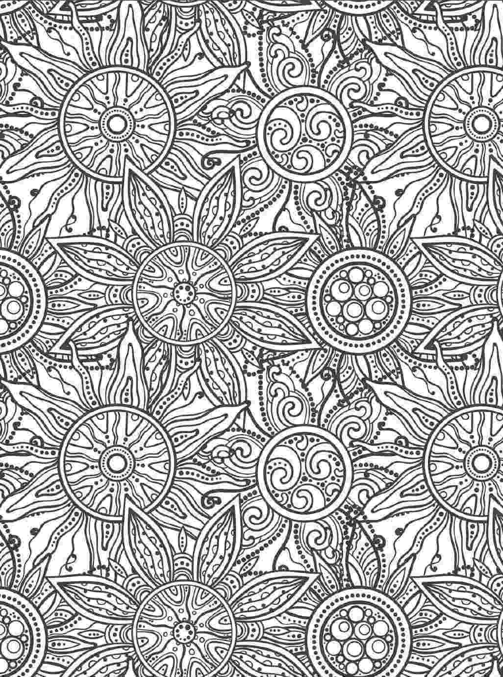 floral designs coloring book beautiful flowers detailed floral designs coloring book coloring floral designs book 1 3