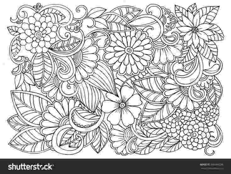 floral designs coloring book relaxation coloring pages nice abstract in relaxing floral book coloring designs