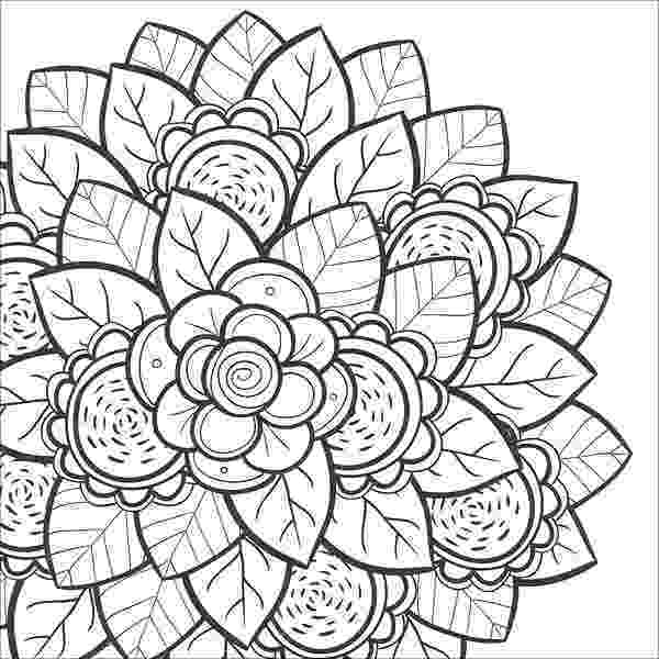 flower coloring pages for girls coloring pages for teens coloring pages for teenagers for flower pages coloring girls