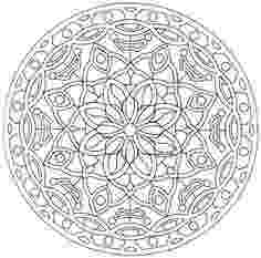 flower kaleidoscope coloring pages flower kaleidoscope coloring poster color in page zazzle flower coloring pages kaleidoscope