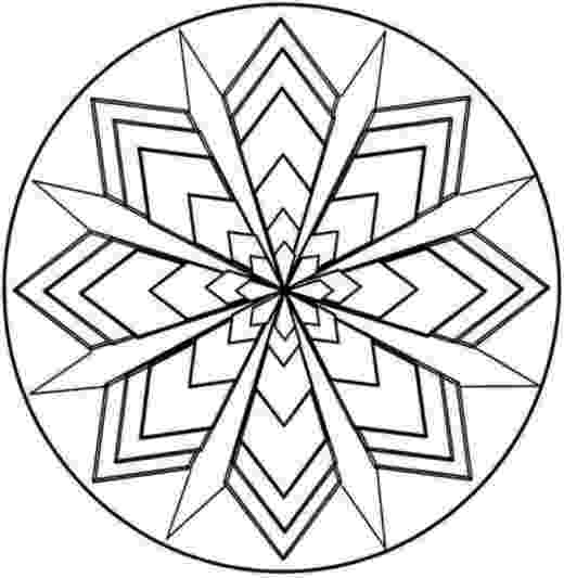 flower kaleidoscope coloring pages kaleidoscope coloring page free printable coloring pages flower pages coloring kaleidoscope
