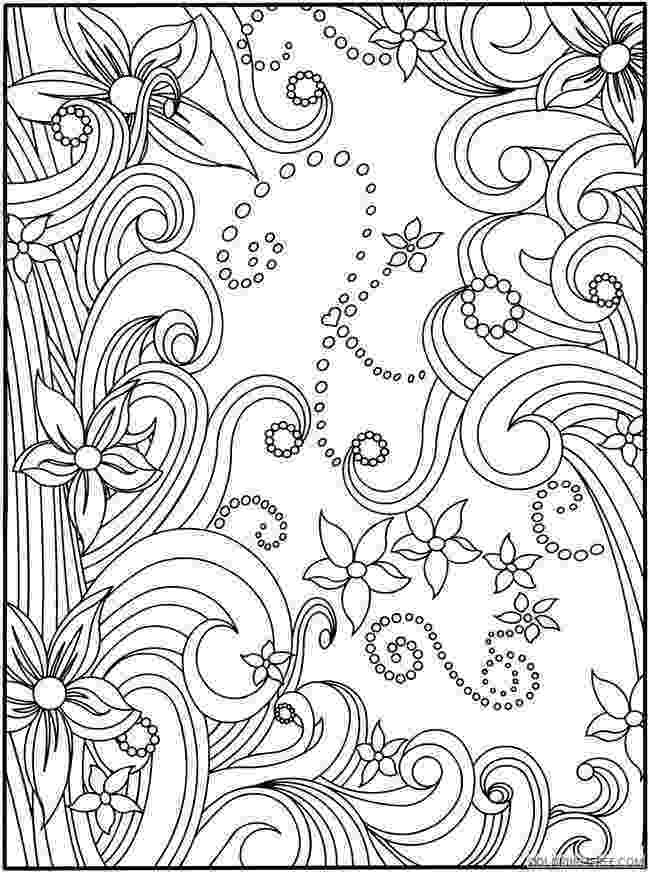 flower kaleidoscope coloring pages kaleidoscope coloring pages free coloring pages coloring flower pages kaleidoscope