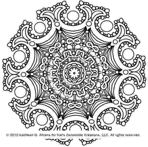 flower kaleidoscope coloring pages kaleidoscope design coloring page free printable kaleidoscope flower pages coloring