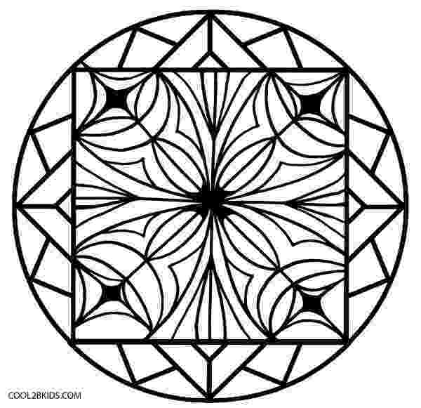 flower kaleidoscope coloring pages printable kaleidoscope coloring pages for kids cool2bkids coloring flower pages kaleidoscope
