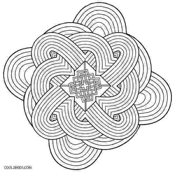 flower kaleidoscope coloring pages printable kaleidoscope coloring pages for kids cool2bkids coloring kaleidoscope flower pages