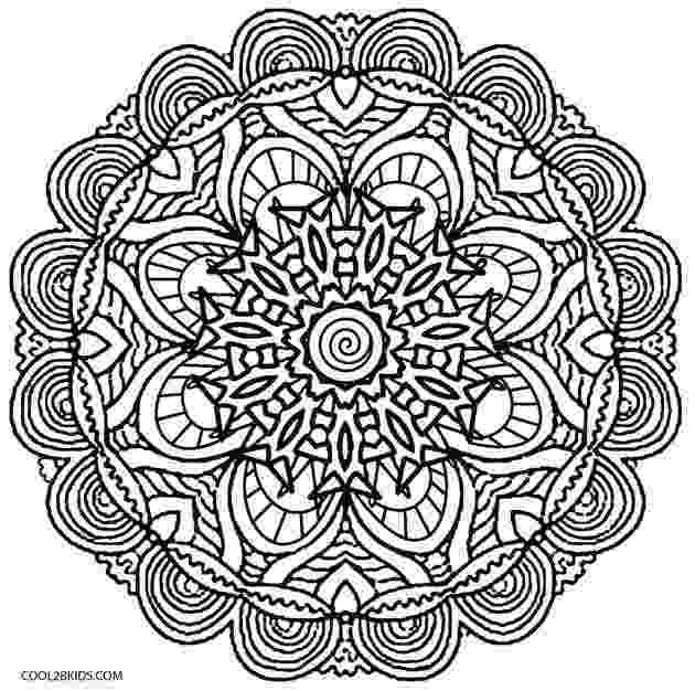 flower kaleidoscope coloring pages printable kaleidoscope coloring pages for kids cool2bkids flower coloring pages kaleidoscope