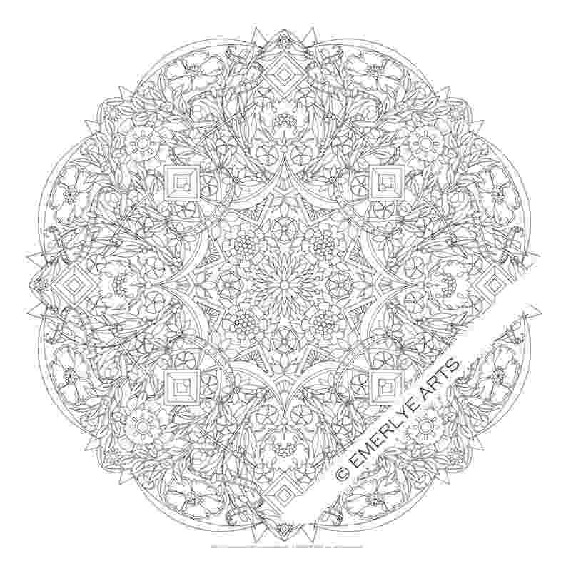 flower kaleidoscope coloring pages printable kaleidoscope coloring pages for kids cool2bkids flower coloring pages kaleidoscope 1 1