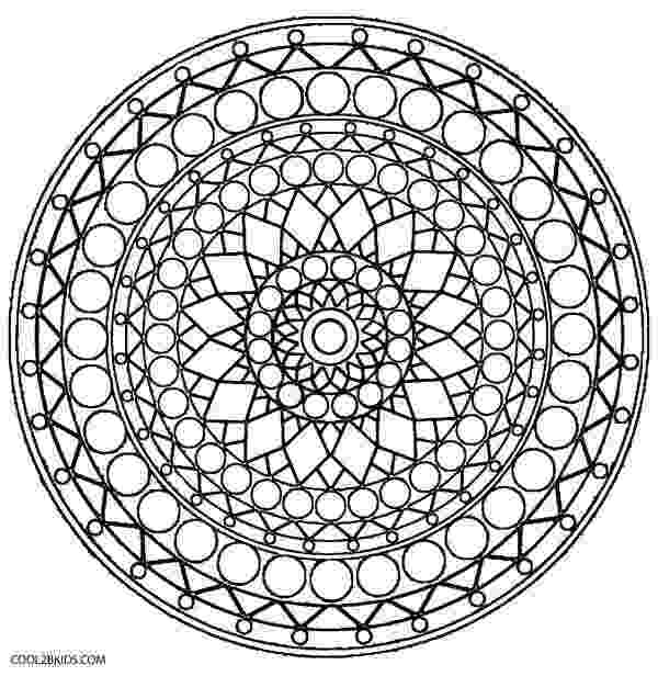 flower kaleidoscope coloring pages printable kaleidoscope coloring pages for kids cool2bkids pages kaleidoscope coloring flower