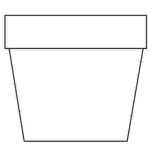 flower pot coloring page printable flower pot coloring page free pdf download at page flower pot coloring