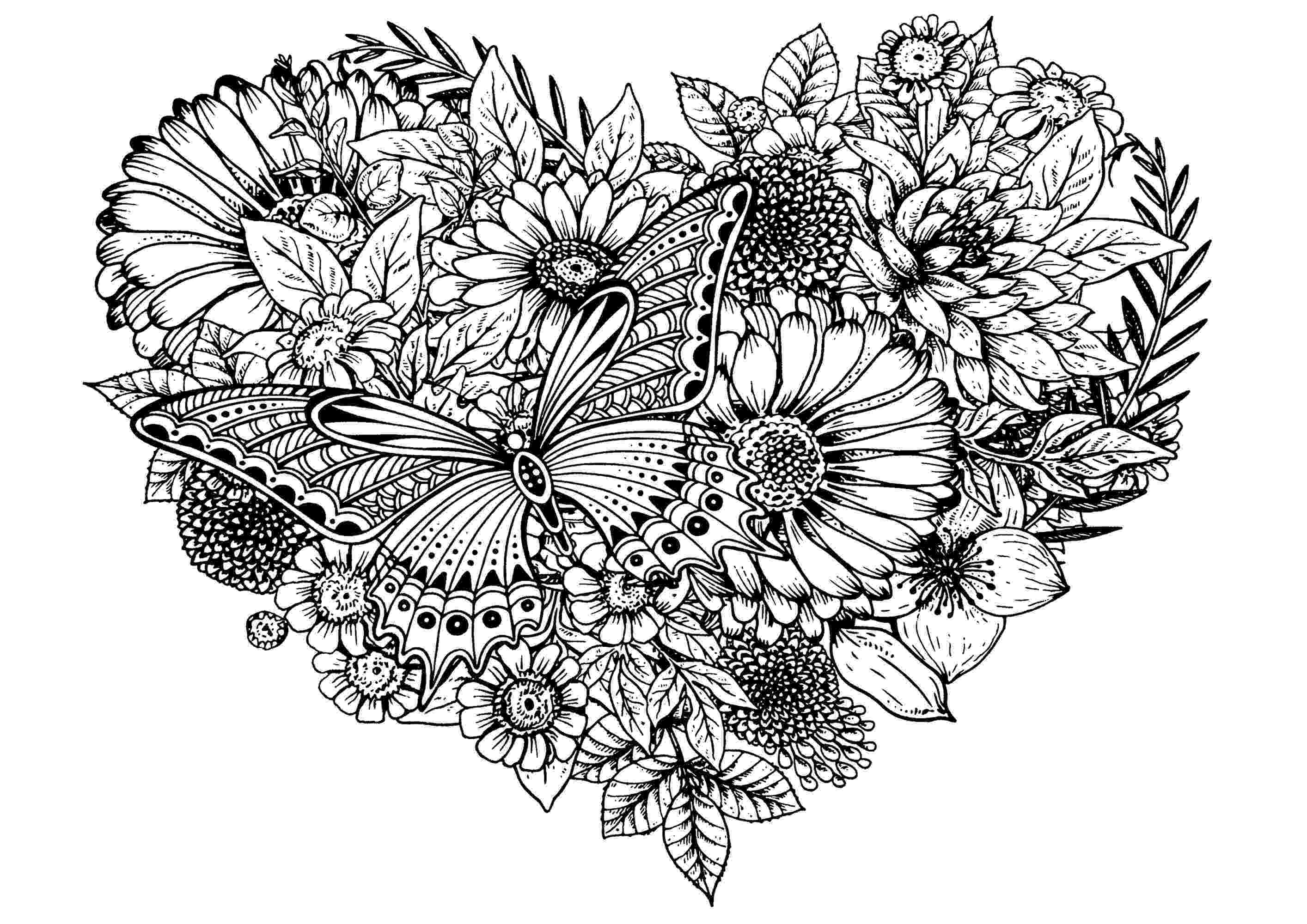 flowers color pages flower coloring pages rose coloring pages flower flowers color pages