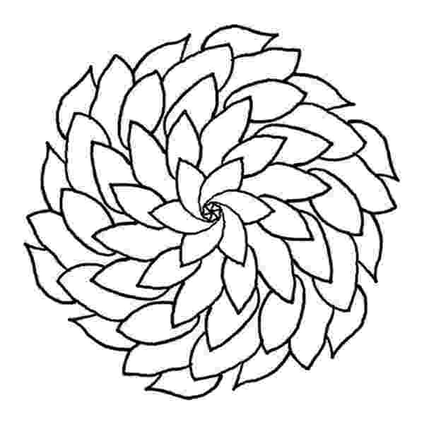 flowers you can print and color beautiful mandala flower coloring page kids play color you and color print can flowers