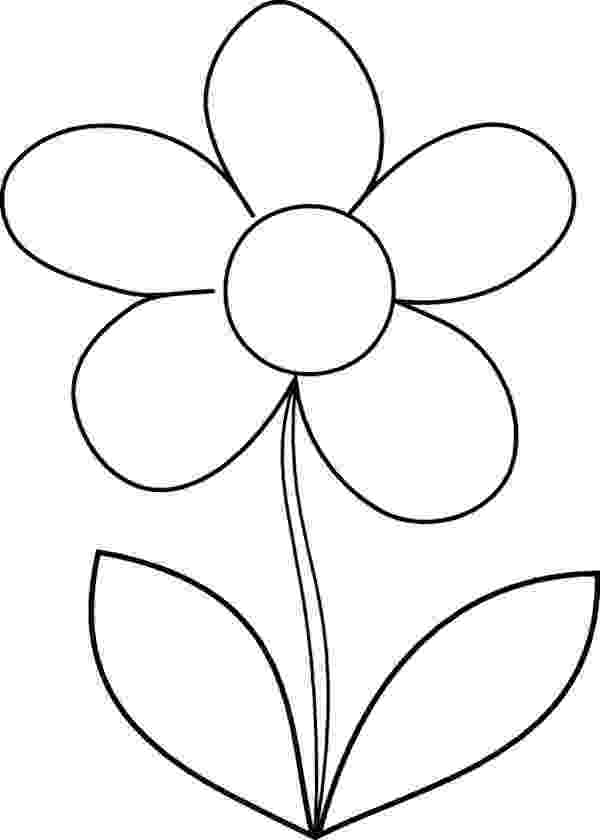 flowers you can print and color how to draw daisy flower coloring page classroom ideas color and you print can flowers