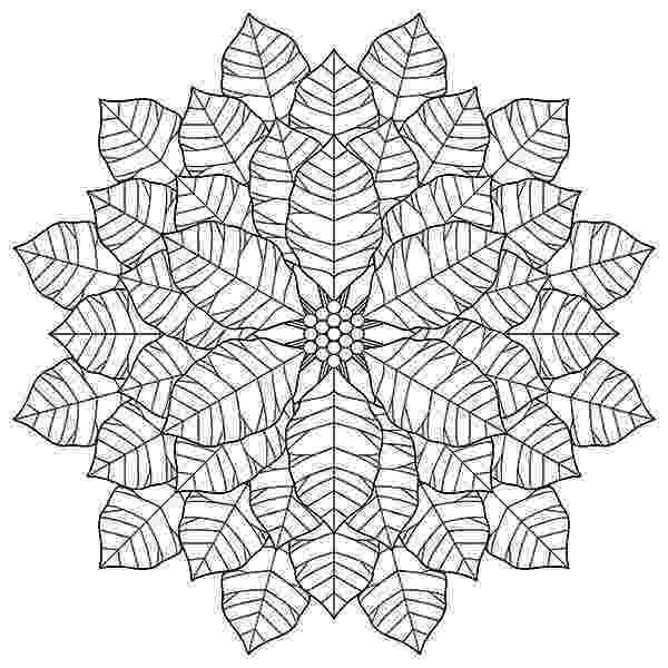 flowers you can print and color perfect geometric poinsettia flower drawing coloring page can color print and you flowers