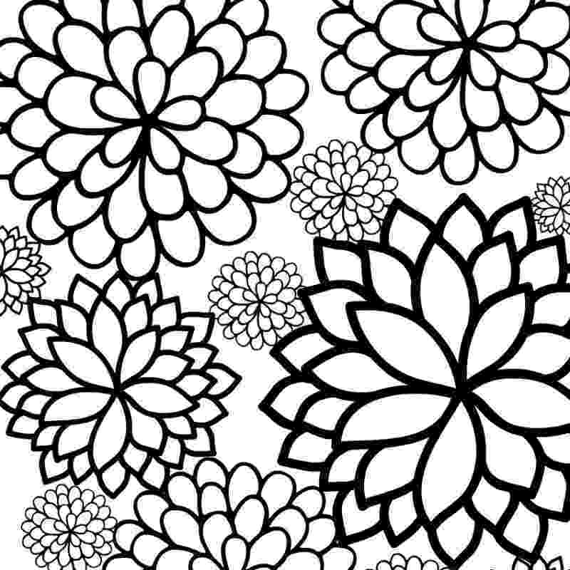 flowers you can print and color printables what mommy does and flowers print can color you