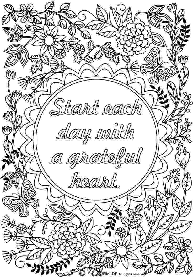 flowers you can print and color start each day with a grateful heart adult coloring print and you color flowers can