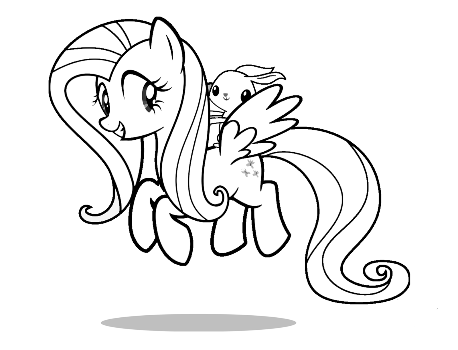 fluttershy coloring fluttershy coloring pages best coloring pages for kids fluttershy coloring
