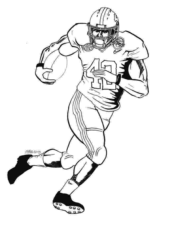 football players coloring pages free football players drawings download free clip art pages coloring football players
