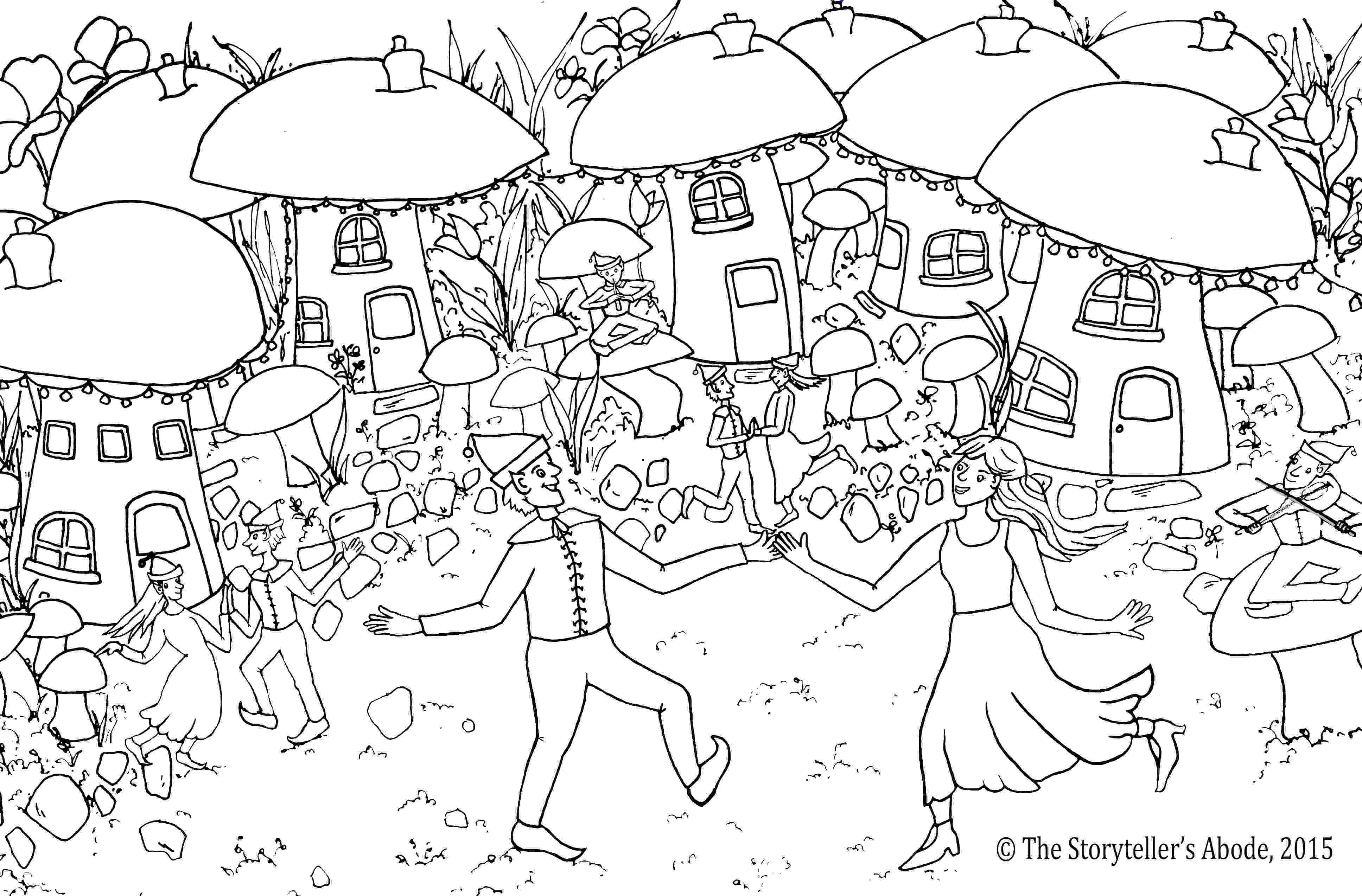 forest coloring sheets enchanted forest colouring pictures an enchanted place forest sheets coloring