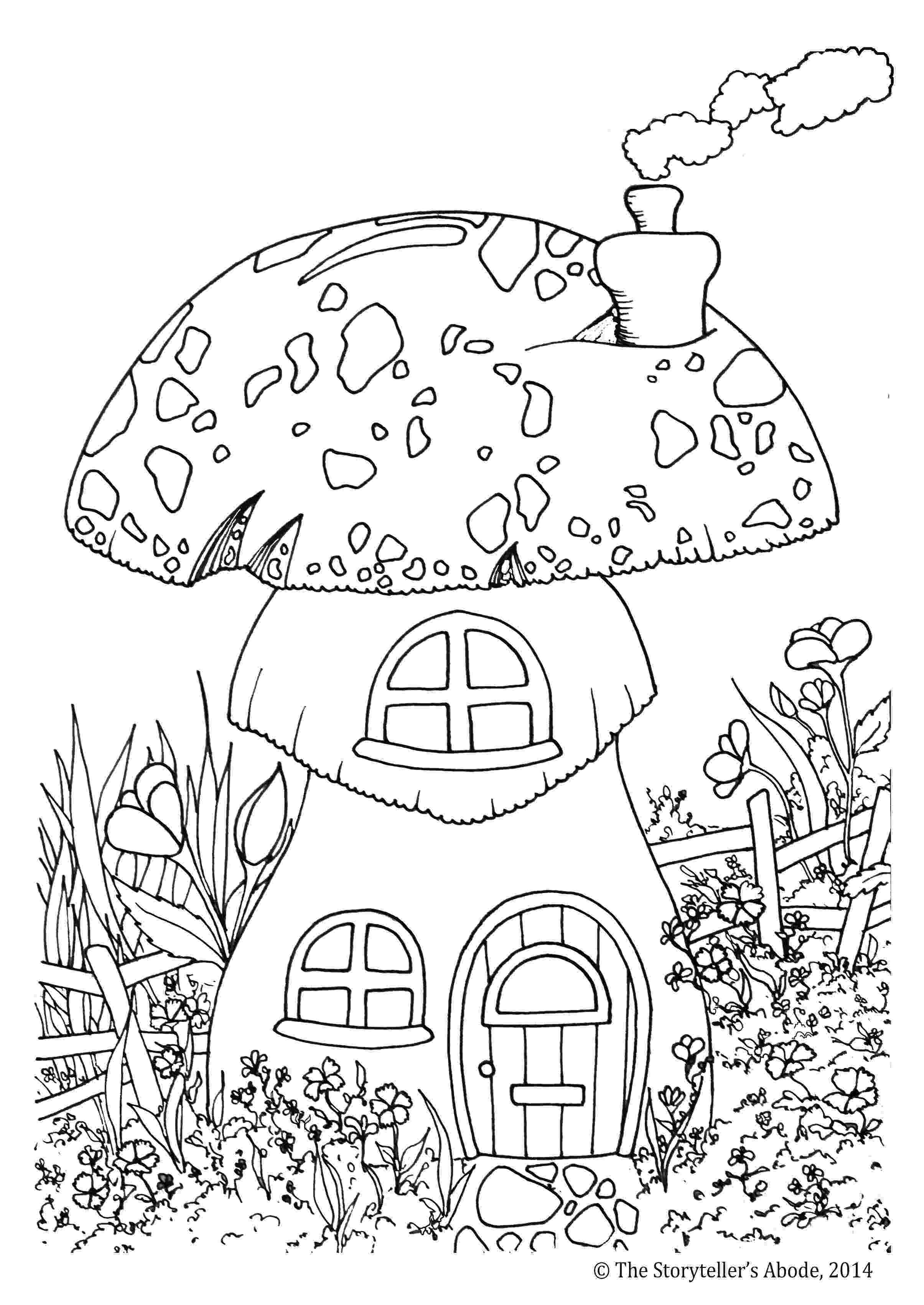 forest coloring sheets enchanted forest colouring pictures an enchanted place sheets coloring forest