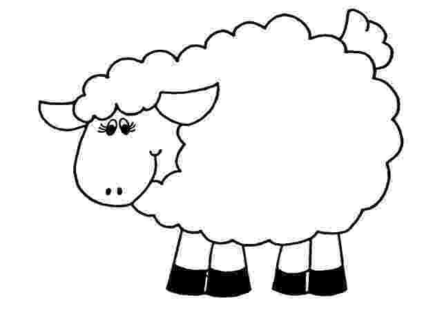 fotos de ovejas para imprimir colorear divertidas ovejas ovejas fotos de para imprimir