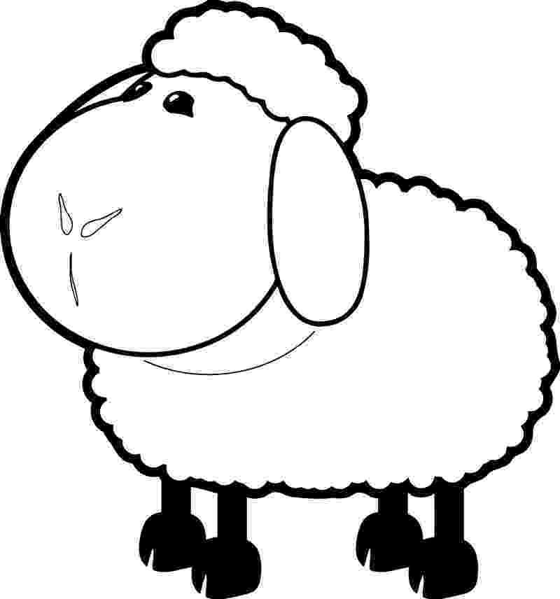 fotos de ovejas para imprimir colorear y pintar dibujos imprimir y colorear dibujos de de fotos para ovejas imprimir
