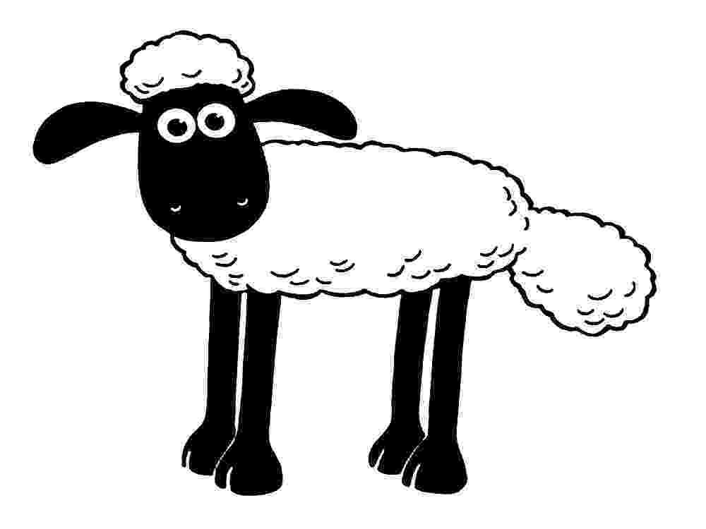 fotos de ovejas para imprimir dibujo de ovejas para recortar y colorear de fotos para ovejas imprimir
