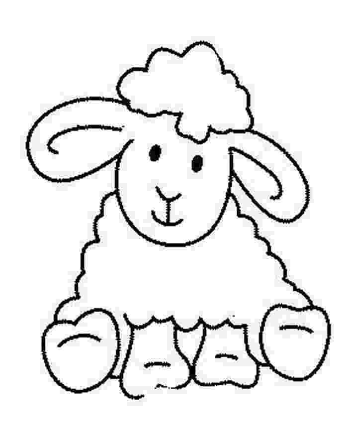 fotos de ovejas para imprimir dibujos de ovejas para colorear e imprimir de fotos para imprimir ovejas