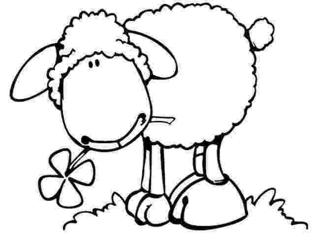 fotos de ovejas para imprimir dibujos para colorear ovejas para fotos ovejas de imprimir