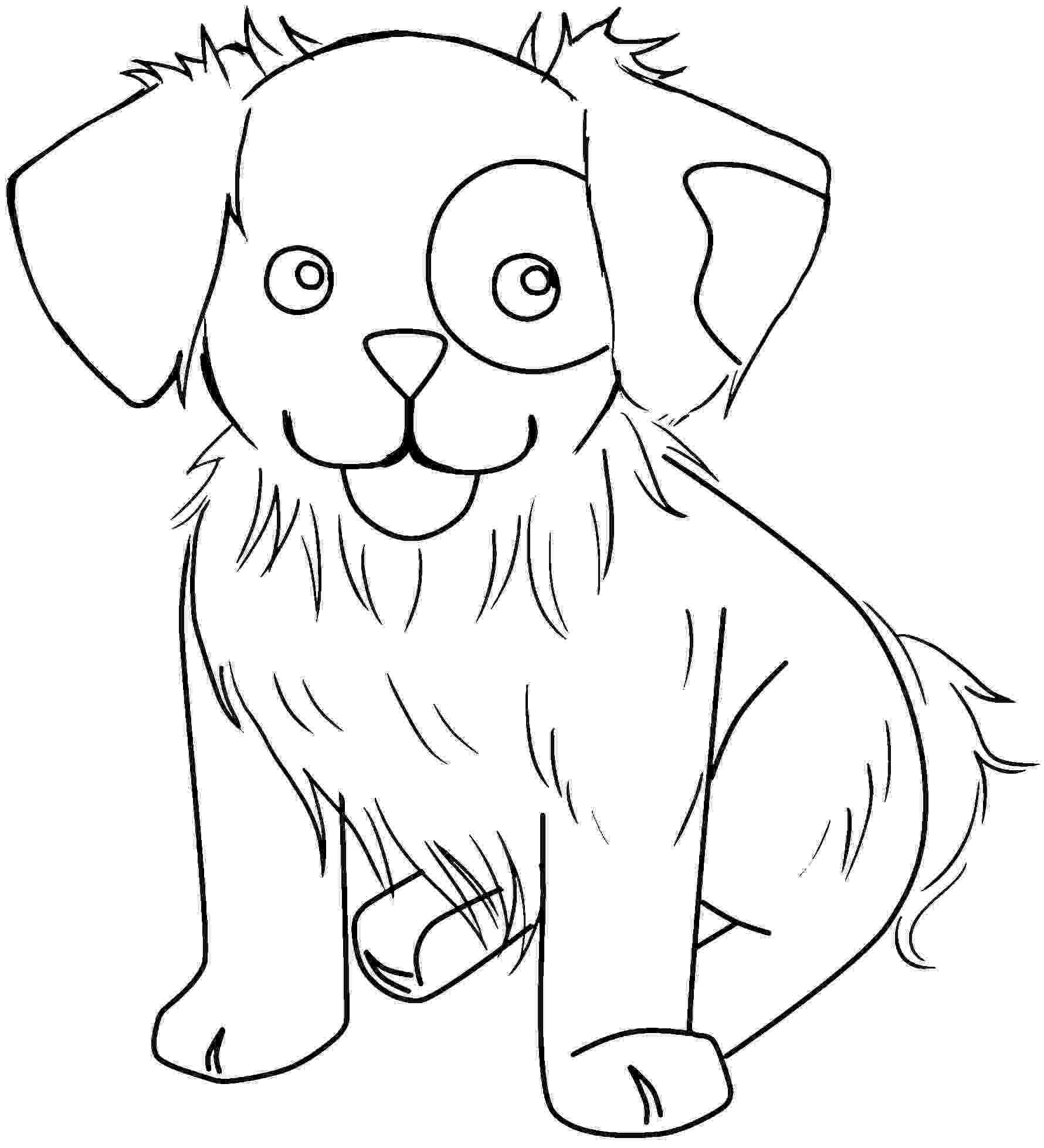 free animal coloring pages free printable cute animal coloring pages coloring home pages free animal coloring
