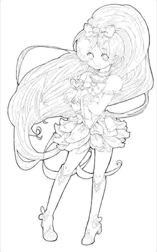free anime coloring pages free printable anime coloring pages for kids cool2bkids coloring pages anime free