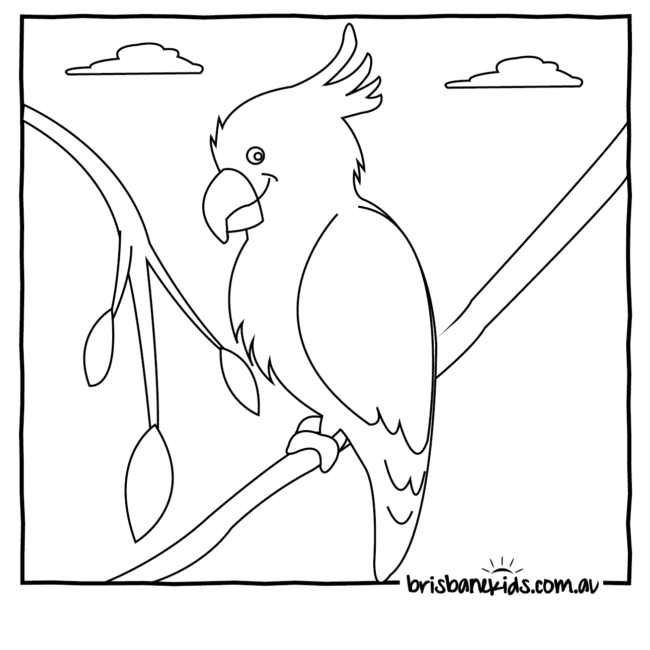 free australian colouring pages australian animals colouring pages brisbane kids australian free pages colouring