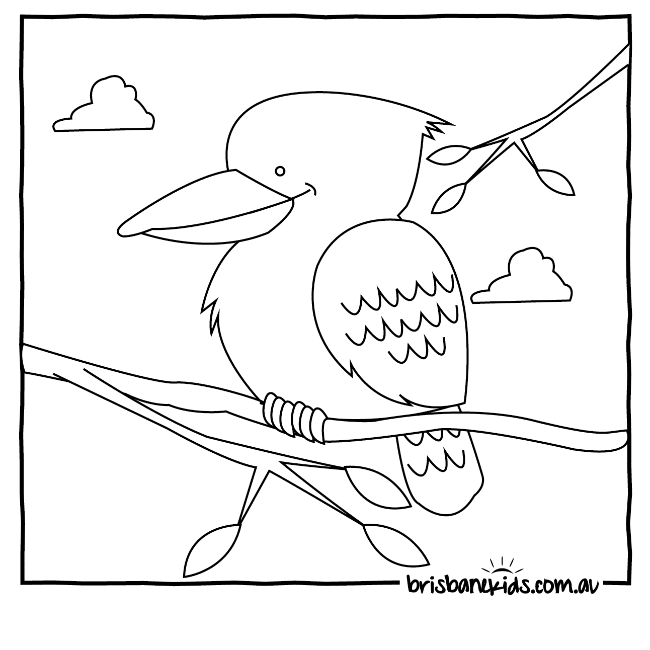 free australian colouring pages australian animals colouring pages brisbane kids australian pages free colouring