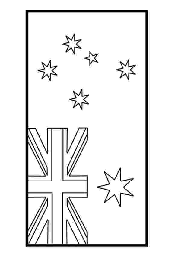 free australian colouring pages free online australian flag colouring page kids activity pages australian free colouring
